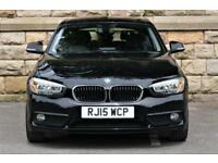 2015 BMW 116 1.5TD ( 114bhp ) ( s/s ) Sports Hatch D Eff Dyn Plus- PX SWAP -