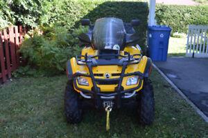 VTT CanAm Outlander Max 650 2007