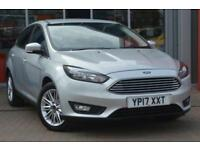 2017 FORD FOCUS 1.5 TDCi 120 Zetec Edition 5dr