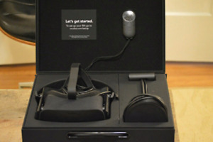 Oculus Rift bundle, hand controllers, 2 sensors, 2 power cables