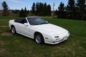 RX7 Convertible Southern US car