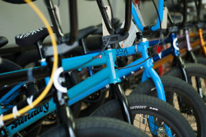 Get Ready for spring! BMX sales and service