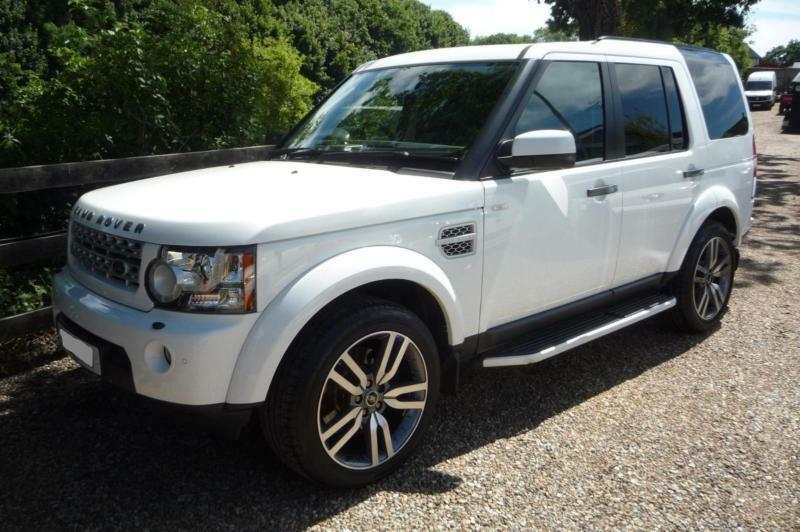 Land Rover Discovery 4 3 0 Sdv6 Xs 255 12 Reg In West