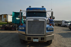 Freightliner FLD heavy spec with wet kit