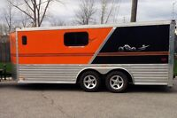 2009 Roadmaster Harley Davidson Low Boy Trailer
