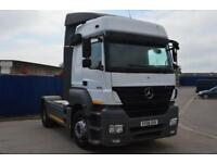 Mercedes-Benz AXOR 1840 4x2 Tractor unit, Mauual Gearbox