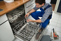 CERTIFIED AND INSURED APPLIANCE REPAIRMAN AND INSTALLATION
