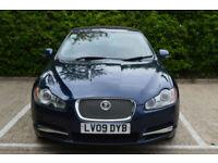 Jaguar XF 3.0TD V6 auto 2010MY Luxury