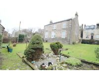 Bute: 2-bed Flat in great quiet location. Garden, sea view, GCH, DG. Sell, rent or swap.