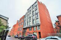 Condo de luxe sur 2 étages avec stationnement- Centre-ville MTL