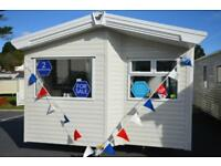 Static Caravan Paignton Devon 2 Bedrooms 6 Berth Willerby Skye 2018 Waterside