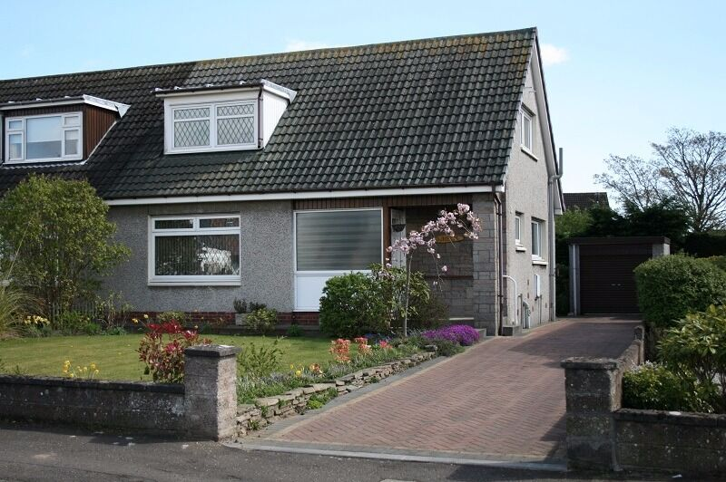 IMMACULATE 4 BED SEMI DETACHED HOUSE – STRACHAN AVENUE, BROUGHTY FERRY