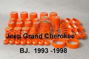 Jeep Grand Cherokee ZJ / ZG Bj.1993 - 1998 Set Polyurethan - mazowsze, Polska - Jeep Grand Cherokee ZJ / ZG Bj.1993 - 1998 Set Polyurethan - mazowsze, Polska