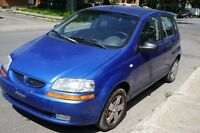 2006 Pontiac Wave de base Familiale