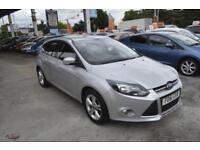 Ford Focus 1.6 TI-VCT ( 125ps ) 2011.25MY Zetec ONE OWNER