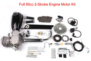 80 cc bicycle engine kit and chopper bicycle