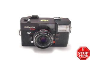 RANGEFINDERS AND POINT AND SHOOT FILM CAMERAS