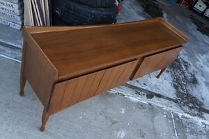 "60"" solid wood vintage Sideboard/Credenza made by Deilcraft"
