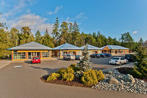 Commercial space in Parksville Resort Area