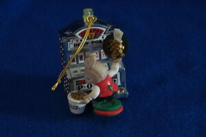 Enesco Casino Christmas Series 7 Mice / Mouse Ornaments London Ontario image 8