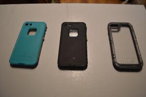 Iphone 7/8 cases Lifeproof/otterbox
