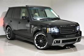 2011 Land Rover Range Rover 4.4TD V8 auto Vogue- PX SWAP- FINANCE FROM £100 p/w