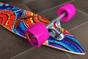 Dregs Longboard 'Blanket' BRAND NEW
