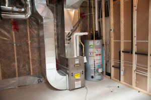 Furnace and A/C Installs