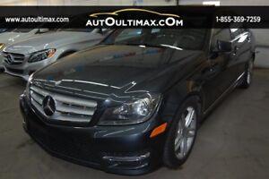 Mercedes-Benz C-Class 4dr Sdn C 300 4MATIC 2013