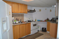 GIRLS-$325 monthly  in well furnished Basement/house -Brock/pen