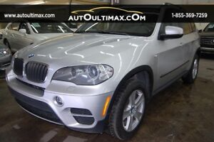 BMW X5 AWD 35i-SIEGES MEMOIRES-BLUETOOTH 2013