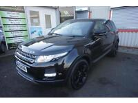 2013 LAND ROVER RANGE ROVER EVOQUE SD4 PURE TECH FULLY LOADED ESTATE DIESEL