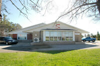 2.56 Acre Turnkey Motel South of Wiarton For Sale