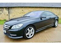2014 Mercedes-Benz CL500 CL500 BLUEEFFICIENCY Auto Coupe Petrol Automatic