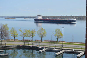 Brockville Water Front Luxury 3 Bedroom Condo & dock for RENT Kingston Kingston Area image 4