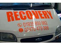Vehicle recovery and transportation