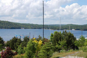 Oceanview land for sale near Chester and Hubbards