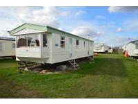 Static Caravan Dymchurch Kent 2 Bedrooms 6 Berth ABI Brisbane 2003 New Beach