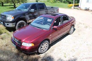 2001 Audi A4 1.8 Turbo AWD