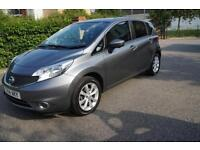 Nissan Note 1.2 DIG-S ( 98ps ) ( Safety Style Pack ) 2013MY Acenta Premium Manua