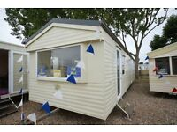Static Caravan Steeple, Southminster Essex 3 Bedrooms 8 Berth Atlas Oasis 2007