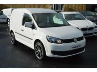2011 61 VOLKSWAGEN CADDY 1.6 C20 TDI BLUEMOTION 102 1D 101 BHP DIESEL