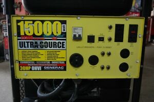 Génératrice Générac 15 000 watts