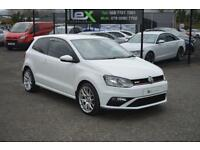 2014 S VOLKSWAGEN POLO 1.4 SE TDI BLUEMOTION 3D 74 BHP ****FULL GTI BODYKIT****