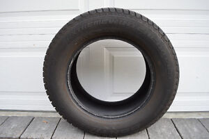 215/65 R16 Continental Extreme Winter Contact Tires for Sale North Shore Greater Vancouver Area image 1