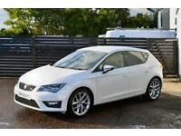 2013 NEW MODEL LEON FR TDI 150 FSSH £20 TAX LOW RATE FINANCE AVAILABLE