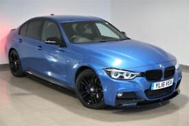 2016 Estoril Blue BMW 320 2.0TD (190bhp) Auto d M PERFORMANCE -FINANCE -P/X SWAP