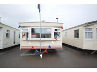 Static Caravan Nr Clacton-On-Sea Essex 2 Bedrooms 6 Berth Cosalt Coaster 2002