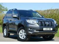 *BRAND NEW!* Toyota Land Cruiser Active Commercial Auto 2.8D-4D SWB Van 2021