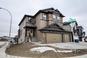 RENTED- Brand new house in Nolan Hill NW